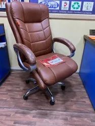 Black Leather Comfort Executive Chair