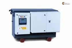 AM Power Three Phase 150 KVA Oil Cooled Digital Servo Stabilizer, Floor