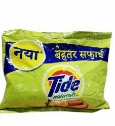 Lemon,Chandan Tide Naturals Detergent Powder, For Laundry, 1 Kg