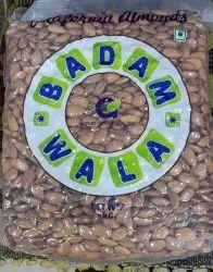 Badamwala California Almonds Jumbo, Packaging Type: Vacuum Bag, Packaging Size: 10kgs