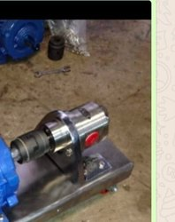 Saintless Steel Gear Pump - 5 LPM