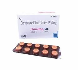 Clomifene Citrate 50mg Tablet