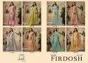 Levisha Firdos Jam Cotton Digital Printed With Work Dress Material Catalog