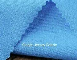 Plain/Solids Spun Single Jersey Fabric, Multiple