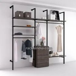 Display Racks For Apparels