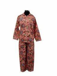 Cotton Printed Night Suit