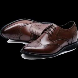 Red Chief Brown Formal Leather Shoes