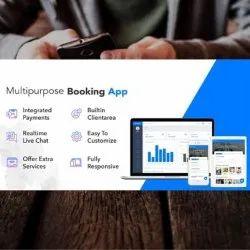 Multipurpose Booking Application Service
