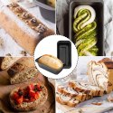 Nonstick Baking Bread Pan - Rectangle Shape Cake Mould