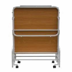 plywood metal folding bed