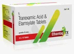 Tranexamic Acid And Etamsylate Tablets