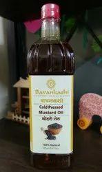 Kolhu Kachi Ghani Mustard Oil