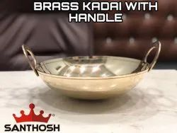Brass Kadai Set, For Home