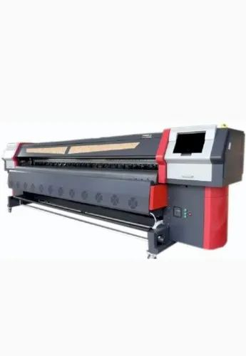 Flex Printing Machine, Print Resolution: 600DPI, Print Speed: 3700sq Ft