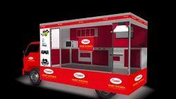 Mobile Van Roadshow Event Service