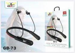 Mobile Black GMB GB-73 Sports Wireless Earphones