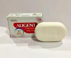 Aligent Cosmetology Aloevera & Shea Butter Syndet Base Baby Soap