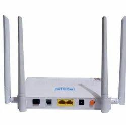 Wireless or Wi-Fi 2 Gpon WiFi Fiber Ont Machine, Model Name/Number: 1110-Wdoant