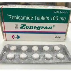 Zonegran Tablet (Zonisamide)