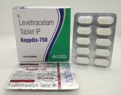 Levetiracetam 750mg Tablets(keppdix- 750)