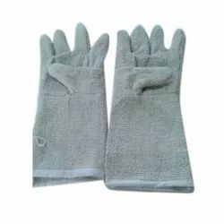 Asbestos Safety Hand Gloves 10,12,14,16 Inch