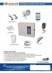 Protector Classic 4zone GSM Burglar Alarm System