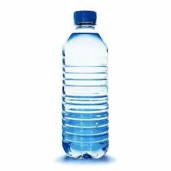 Box Transparent 1 Liter Empty Drinking Water Bottle