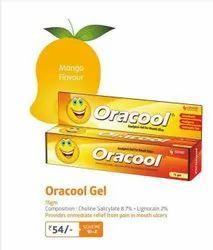 Mango Flavour Oracool Gel