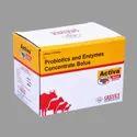 Live Yeast Probiotics Enzyme Bolus