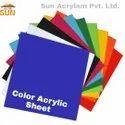 Color Acrylic Sheet