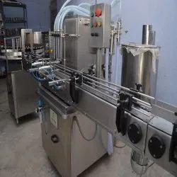 Bottle Plugging Machine