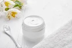 White Grain Body Scrub