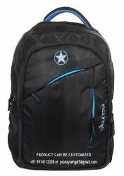 POLESTAR High Quality Polyester Delux Laptop Backpack, Capacity: Large