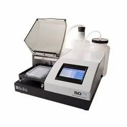 Diagnostic Machine Microplate Washer, For Lab Item, Model Name/Number: 1
