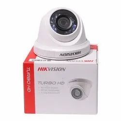 1.3 MP Hikvision CCTV Dome Camera, For Indoor Use