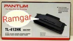 Black PANTUM TL-412HK Toner Cartridge, For Laser Printer