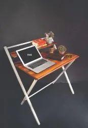 Wooden Brown Premium Folding Laptop Table