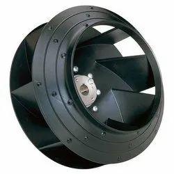 Single Inlet Backward Curved Impeller