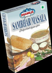 DHAMEJA Sambhar Masala, Packaging Size: 500 g, Packaging Type: Box