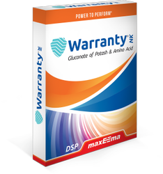 MaxEEma Warranty Gluconate Of Potash And Amino Acid