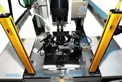 Multi Spindle Pitch Control Tapping Machine