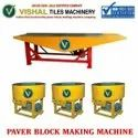 Paving Block Tiles Making Machine