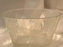 Glass Clear Bath Set