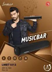 Black LMBT1013 Music Bar System