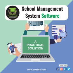 School Management Software - SWEEDU (Desktop)