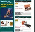 Electric Soldering Machine R-15