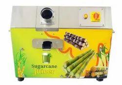 Electric Semi-Automatic Sugarcane Juicer Machine