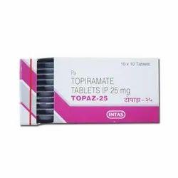 Topaz Tablet (Topiramate)