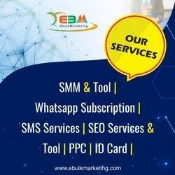 Digital Marketing Solution Service - Ebulk Marketing