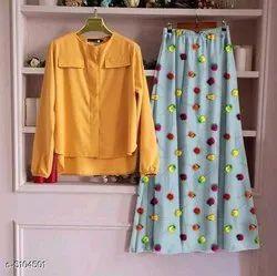 Cotton Readymade Dress